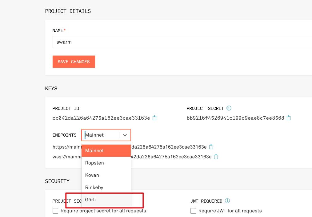 以太坊官方项目swarm分布式存储节点部署相关问题