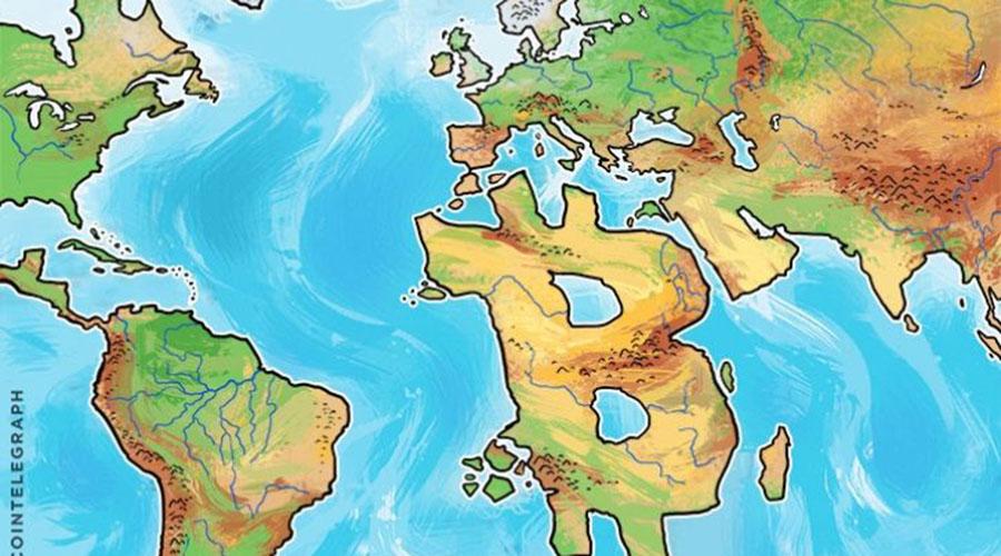 比特币和区块链滋养的非洲革命