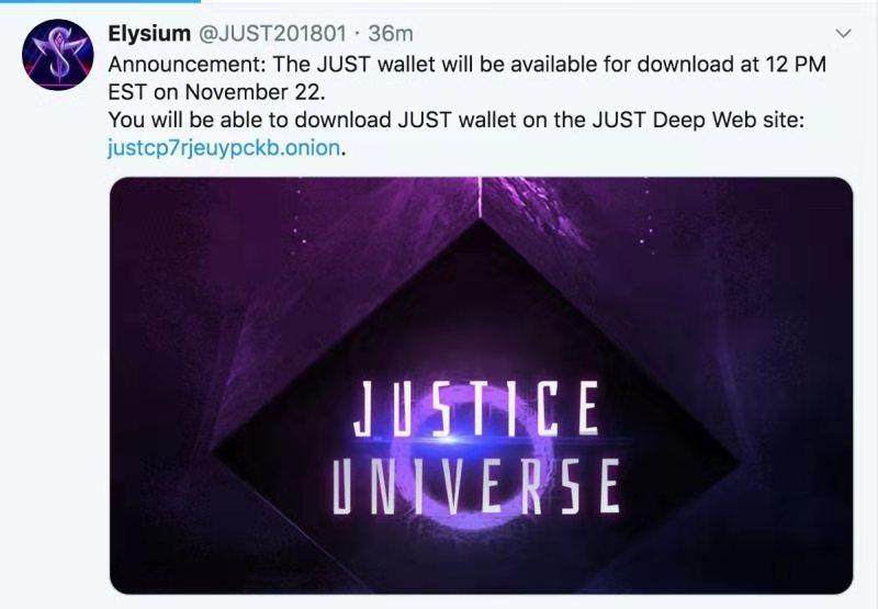暗网 Justice Universe POS公链会刷新模式币VDS新高度吗?