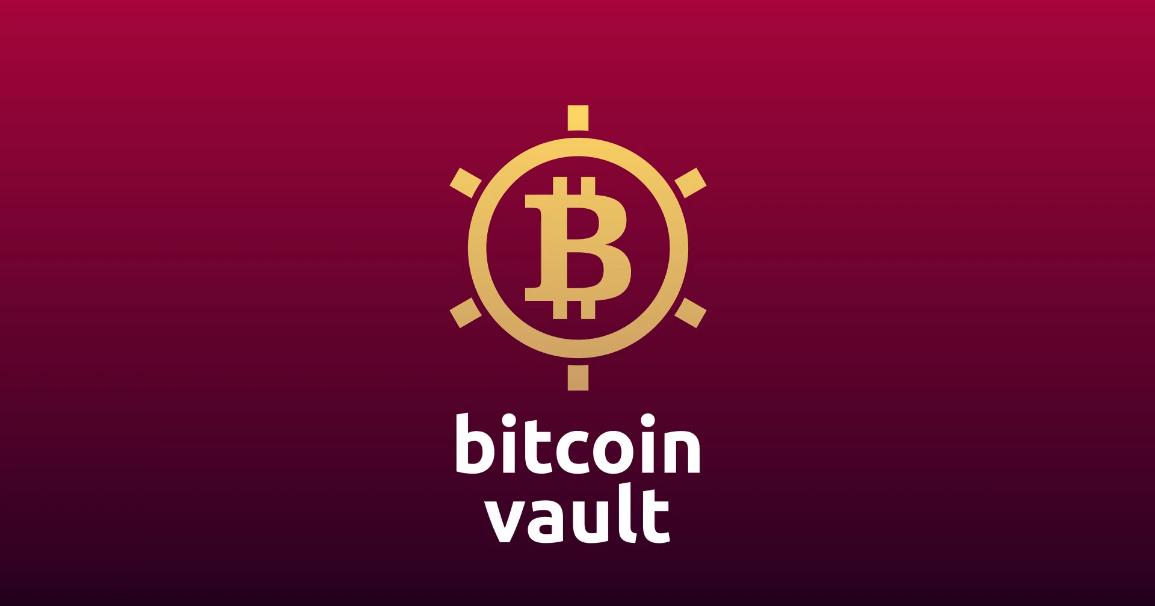 BTCV Bitcoin Vault 比特币保险库:点对点防盗电子黄金